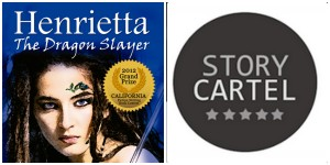 Henrietta The Dragon Slayer by Beth Barany, free review copies available on StoryCartel until Feb. 2, 2014
