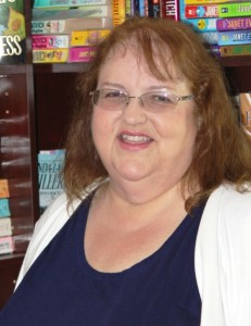 Author, Carol Malone