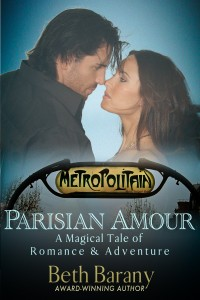 Parisian Amour by Beth Barany