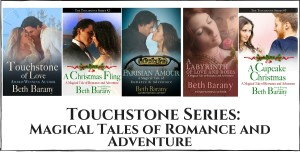 Touchstone Series by Beth Barany, Magical tales of romance and adventure