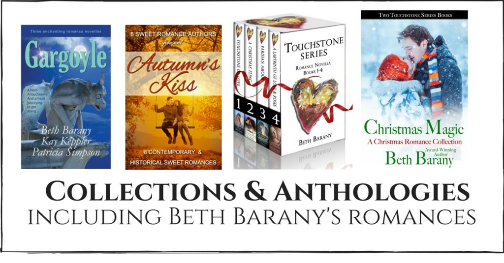 Collections and Anthologies with and by Beth Barany