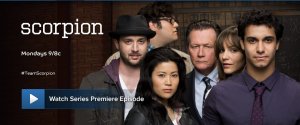 About SCORPION on CBS