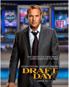 DRAFT DAY with Kevin Costner and Jennifer Garner