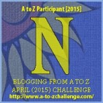 """N-150x150 image """"No – say it and mean it"""" by Beth Barany, as part of the Blogging from A to Z April 2015 Challenge"""