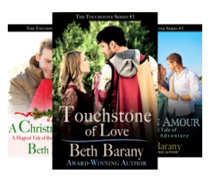 Check out the whole Touchstone series by Beth Barany here!