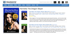Henrietta The Dragon Slayer series
