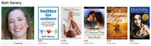 Beth Barany's Books on Amazon