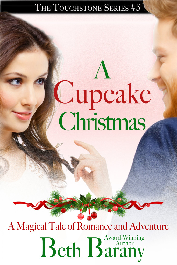 A Cupcake Christmas by Beth Barany (Touchstone #5)