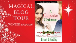 Magical Blog Tour- A Cupcake Christmas