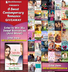 Contest Graphic - Sweet Romance Giveaway - July 2016 - Barany