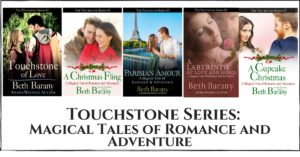 Touchstone Series by Beth Barany